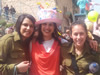 Greetings from Batsheva Cohen (Chevron, Israel)