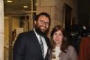Rabbi Dovid and Goldie Tiechtel