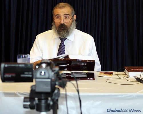 Rabbi Yehoshua B. Gordon