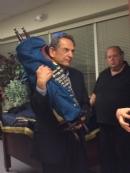The Kristallnact Torah to Novato