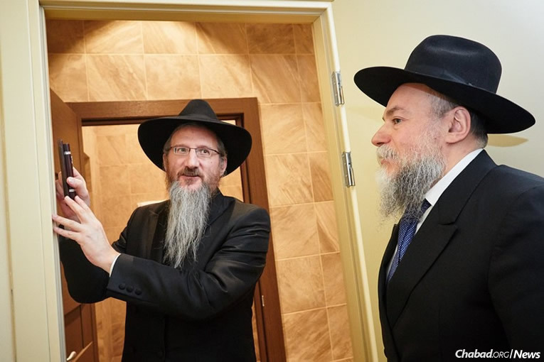 (Photo: Chabad of the CIS)