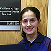 14-Year-Old Table-Tennis Star Receives Local Congressional Award