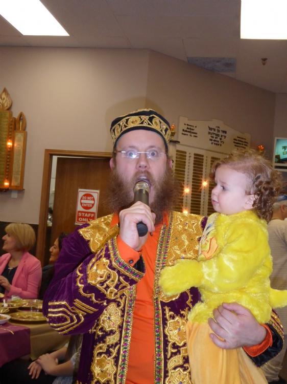 A Bukharian Purim Feast!