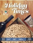 The Holiday Times: Passover 5776 - 2016