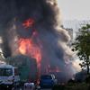 Jerusalem Bus Bombing Injures 21, One Critically