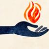 Why Would G-d Let the Torahs Burn?