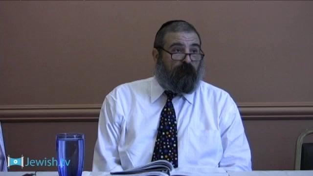 Rabbi Gordon - Eikev: 2nd Portion