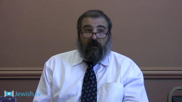 Rabbi Gordon - Haazinu: 6th Portion