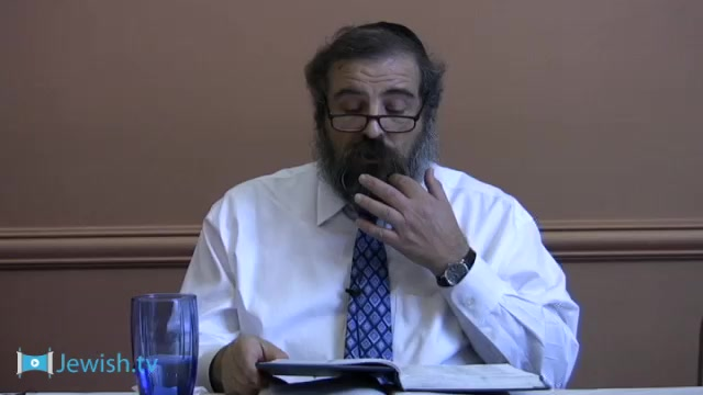Rabbi Gordon - Va'etchanan: 7th Portion