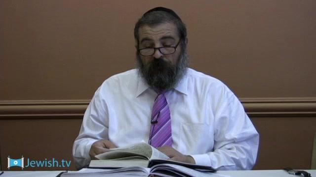 Rabbi Gordon - V'Zot Haberachah: 3rd Portion