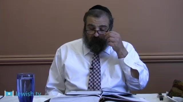 Rabbi Gordon - V'Zot Haberachah: 1st Portion