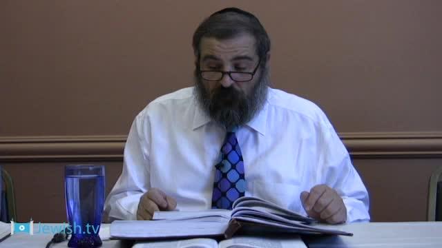 Rabbi Gordon - V'Zot Haberachah: 6th Portion
