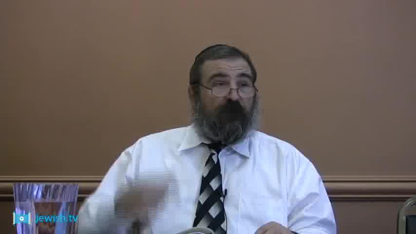 Rabbi Gordon - Bamidbar: 1st Portion