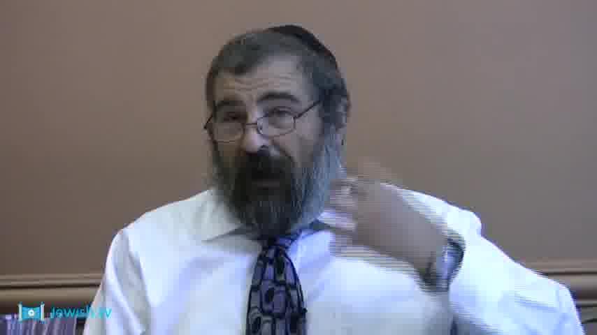 Rabbi Gordon - Bamidbar: 7th Portion