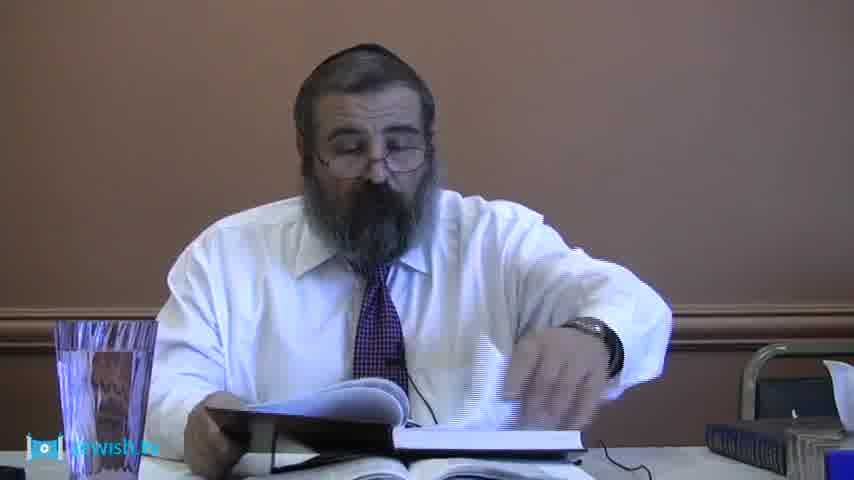 Rabbi Gordon - Bamidbar: 3rd Portion