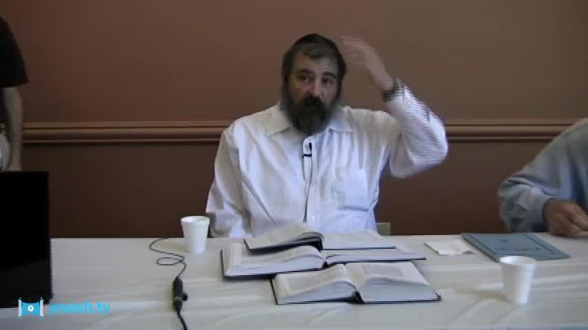 Rabbi Gordon - Naso: 1st Portion