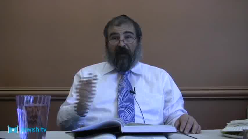 Rabbi Gordon - Bamidbar: 6th Portion