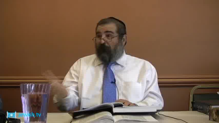 Rabbi Gordon - Bamidbar: 5th Portion