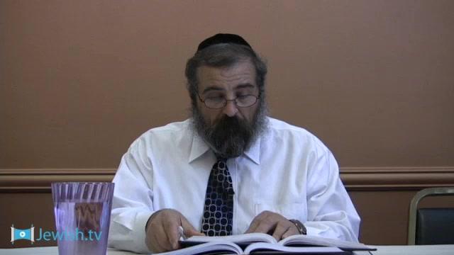 Rabbi Gordon - Chukat: 6th Portion