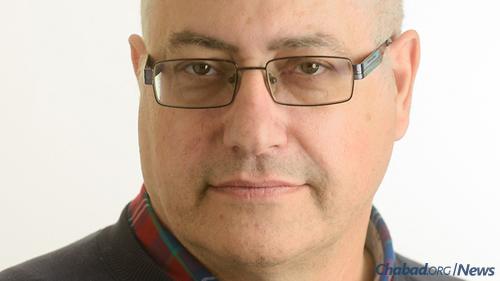 Michael Feige (Photo: Ben-Gurion University)