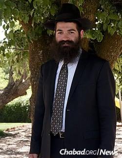 Rabbi Shneur Wilhelm