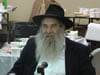 R' Moshe Wolberg Teaches a Sicha on Pesach