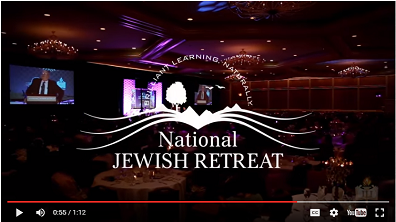 National Jewish Retreat - Watch the video!