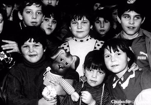 All together, Children of Chernobyl rescued nearly 3,000 children, most of whom today live in Israel or America, and are by now raising families of their own.