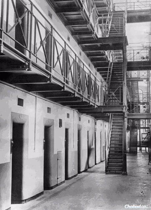 Spalerno Prison.