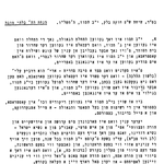 The Rebbe Speaks (Text)