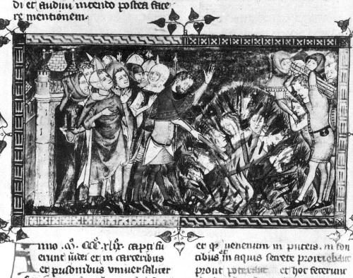 יהודים מוצאים להורג, שנת 1349