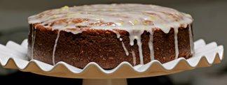 Honey Cake with Lemon Drizzle for Rosh Hashanah