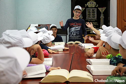 Jewish texts and learning groups