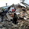 Chabad in Italy Offers Assistance to Earthquake Victims