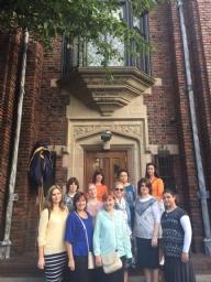 Поездка женщин общины ХаБаД на оhель Любавичского Ребе состоялась.