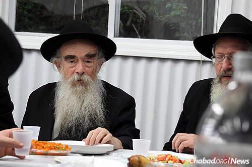 Conference organizer Rabbi Avraham Shemtov, chairman of Agudas Chassidei Chabad, the umbrella organization for the worldwide Chabad-Lubavitch movement (Photo: Meni Ben Shahar)