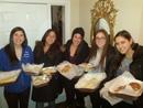 The Jewish Girls Club: Challah Bake
