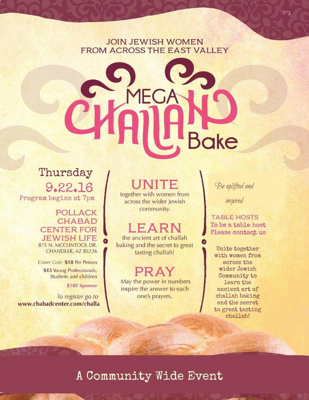Challa Bake