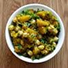Tirshi: Tunisian Pumpkin Salad