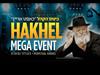 Hakhel Mega Event - Live from 770