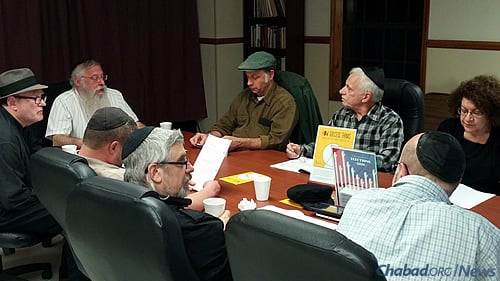 """The """"JLearn"""" program will tackle subjects such as Hebrew reading, Pirke Avot (""""Ethics of the Fathers""""), Rambam, Chassidic philosophy, Jewish femininity and more. Specialized classes for seniors and teens are also in the works."""