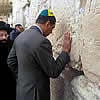 In Israel, Jamaican Prime Minister Visits the Kotel
