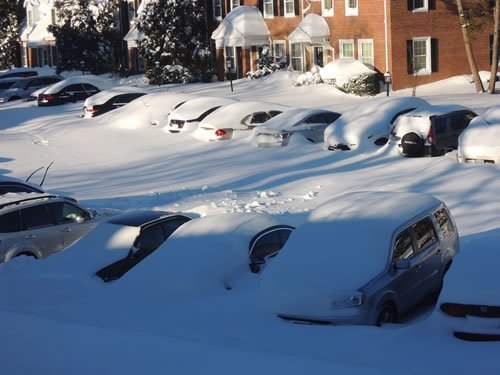 The blizzard of January 2016